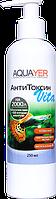Препарат для подготовки воды против хлорки АнтиТоксин Vita 250мл, от тяжелых металлов, AQUAYER
