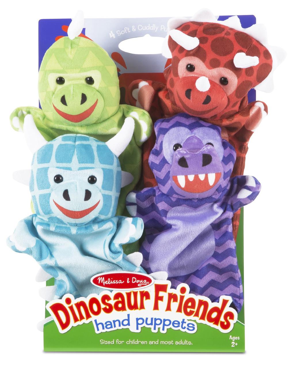 Ляльковий театр Динозаври Melіssa&Doug (MD9085)