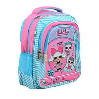 """Рюкзак шкільний S-22, """"LOL Sweety"""""""