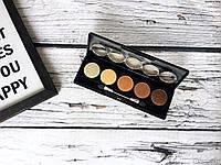 Тени Flormar Color Palette Eye Shadow
