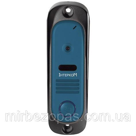 Видеопанель Інтерком IM-10 blue, фото 2