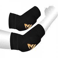 Налокотники для волейбола RDX Soft Black (2 шт.) M, фото 1