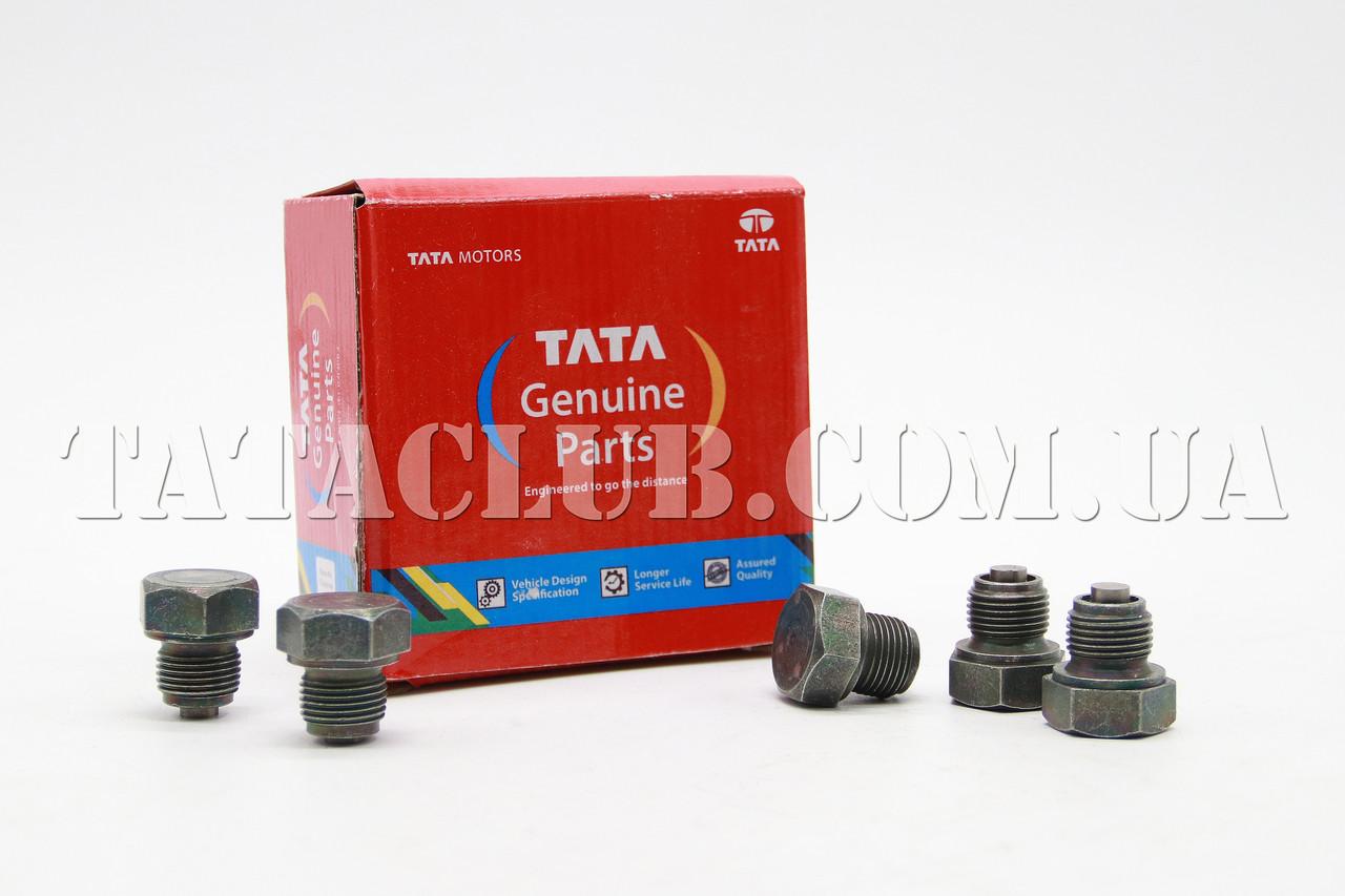 Пробка сливного отверстия масляного поддона двигателя (613 EII, 613 EIII, 1618, 407) TATA Motors