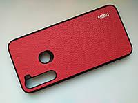 Чехол MOFI  для Xiaomi Redmi Note 8 красный