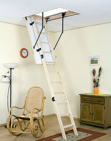 Чердачная лестница OMAN - LONG TERMO S