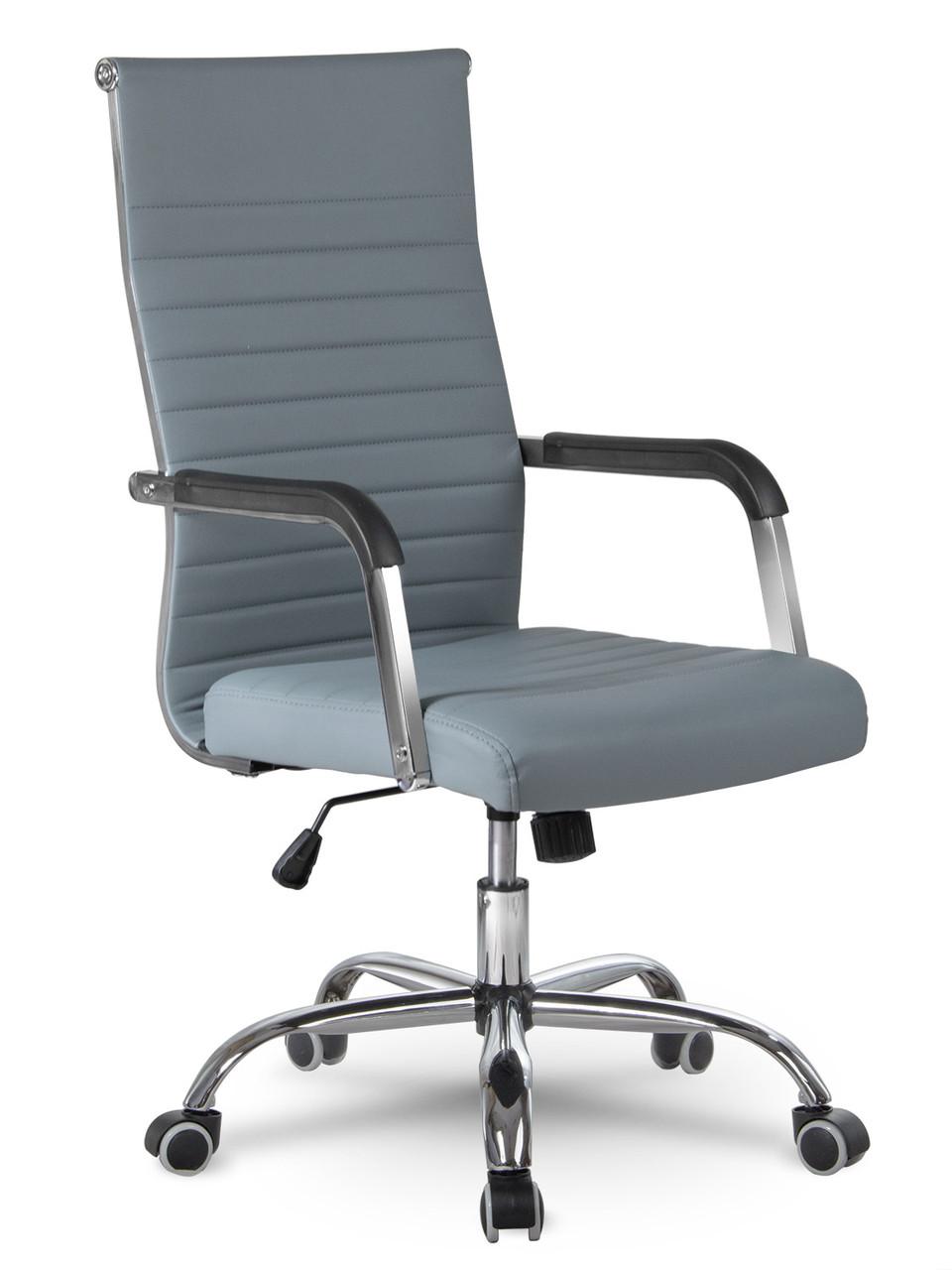 Кресло офисное Sofotel Boston серый (9109)