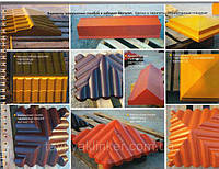 Мегалит бетонное завершение столба, крышки, парапеты