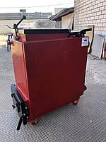 Шахтный твердотопливный котел CARBON- КСТШ-25 ЄК (водян. Колосники, без обшивки)