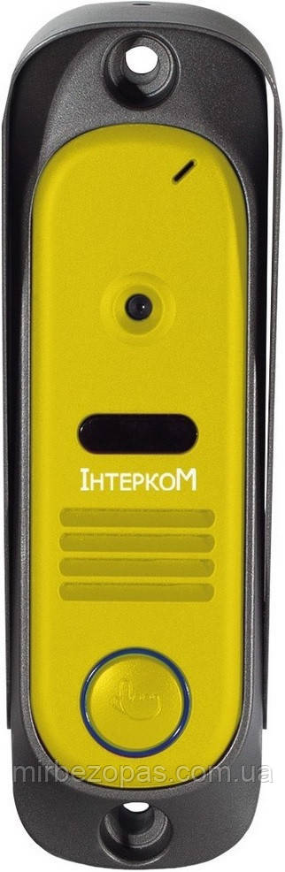 Видеопанель Інтерком IM-10 yellow