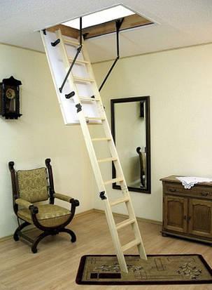 Чердачная лестница OMAN - TERMO S , фото 2
