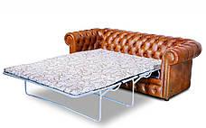 Кожаный диван Чикаго Честер, не раскладной, фото 3