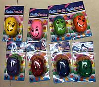 Детская игрушка Веселина | Игрушка-антистресс Капитошка | Flexible Face Doll