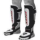 Накладки на ноги, защита голени RDX Leather L, фото 4