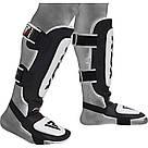 Накладки на ноги, защита голени RDX Leather L, фото 9