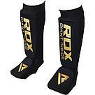 Накладки на ноги, защита голени RDX Soft Black L, фото 4