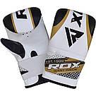 Снарядные перчатки, битки RDX Gold, фото 2