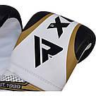 Снарядные перчатки, битки RDX Gold, фото 3