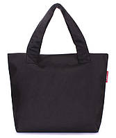 Городская сумка Poolparty (черная)