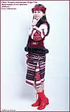 """Кептарик (жилет в етностилі) """"Вечорниці"""" для дівчинки 134, фото 2"""