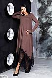 Стильное платье   (размеры 48-54) 0220-39, фото 3
