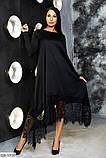 Стильное платье   (размеры 48-54) 0220-39, фото 4