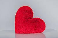 """Мягкая игрушка Yarokuz подушка """"Сердце"""" 30 см Красная, фото 1"""