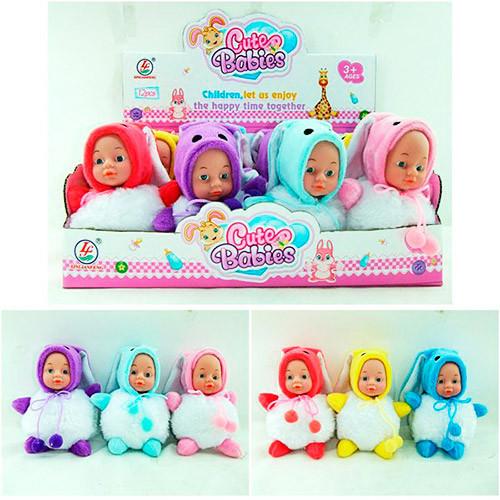 Пупс зайчик 60185AL-6 , подарок для ребенка