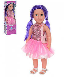 Кукла M 3920 (Ника) UA 48см, подарок для ребенка