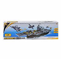 Игровой набор авианосец с военной техникой