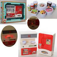 Мебель для мини-кукол Кухня 15 см 8229 со световыми и звуковыми эффектами