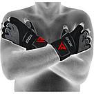 Перчатки для фитнеса RDX Pro Lift Black S, фото 6