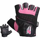 Перчатки для фитнеса женские RDX Pink S, фото 3