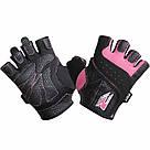 Перчатки для фитнеса женские RDX Pink S, фото 4