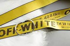 Ремни Off white