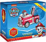 Набор Щенячий Патруль Пожарная машина и Маршал, Paw Patrol Marshall's Fire Truck из США, фото 4