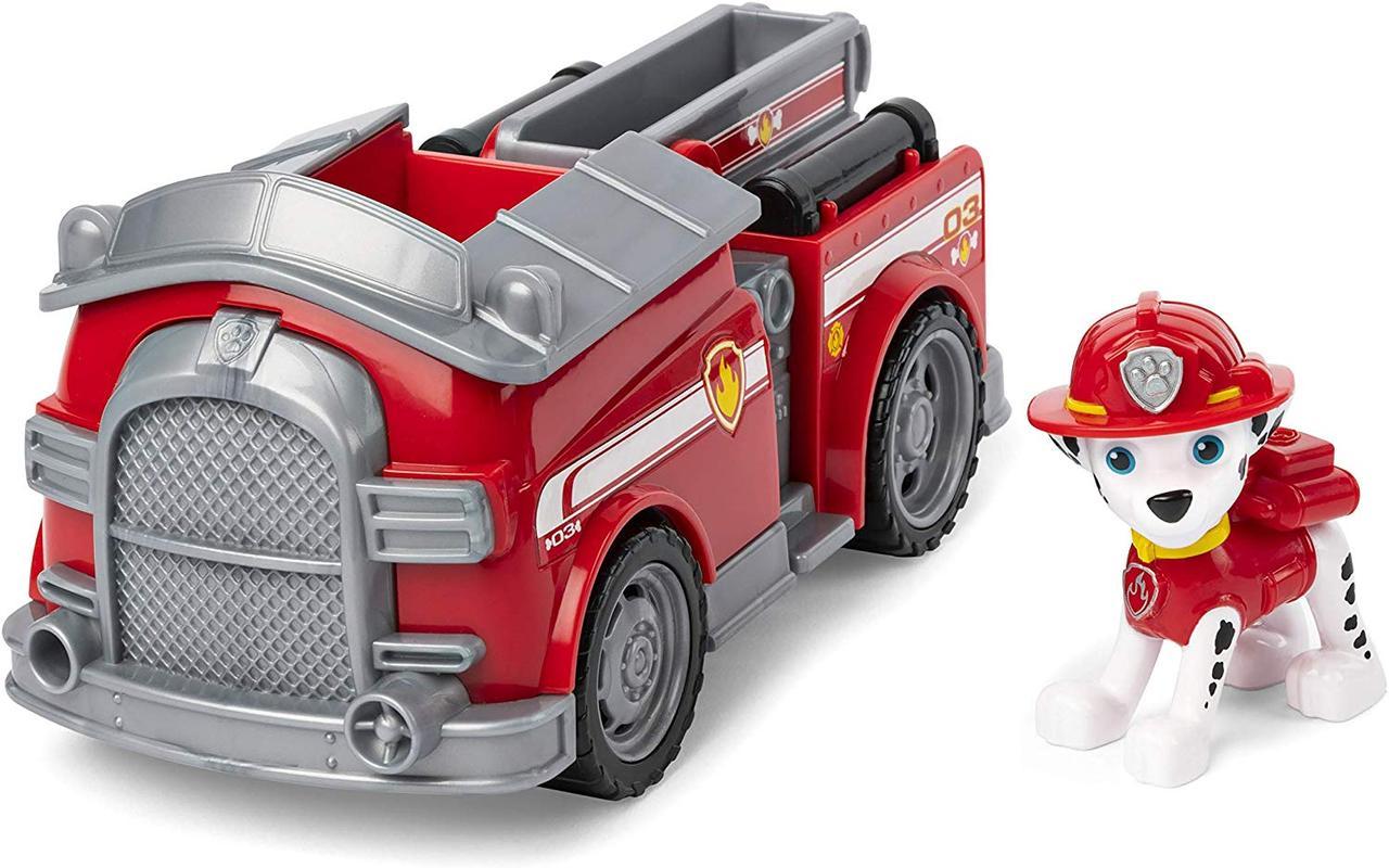 Набор Щенячий Патруль Пожарная машина и Маршал, Paw Patrol Marshall's Fire Truck из США