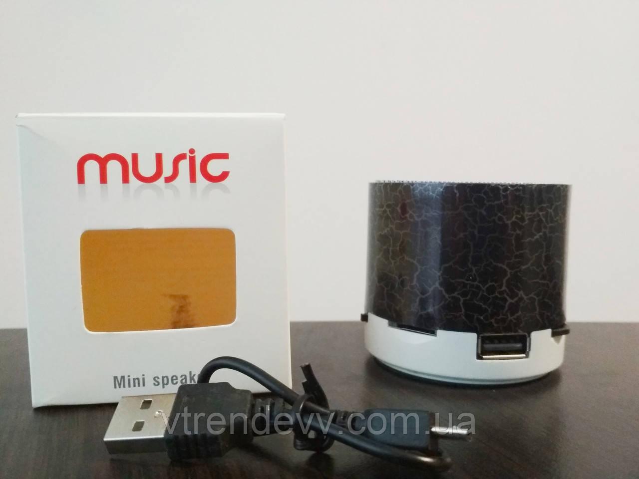 Колонка портативная Music Mini Speaker 3W