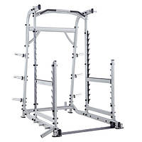 Профессиональные Steelflex Steelflex Plate Load Olympic Power Rack