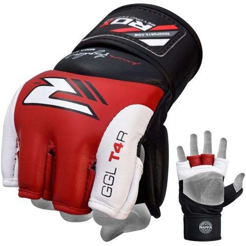 Перчатки ММА RDX X2 L