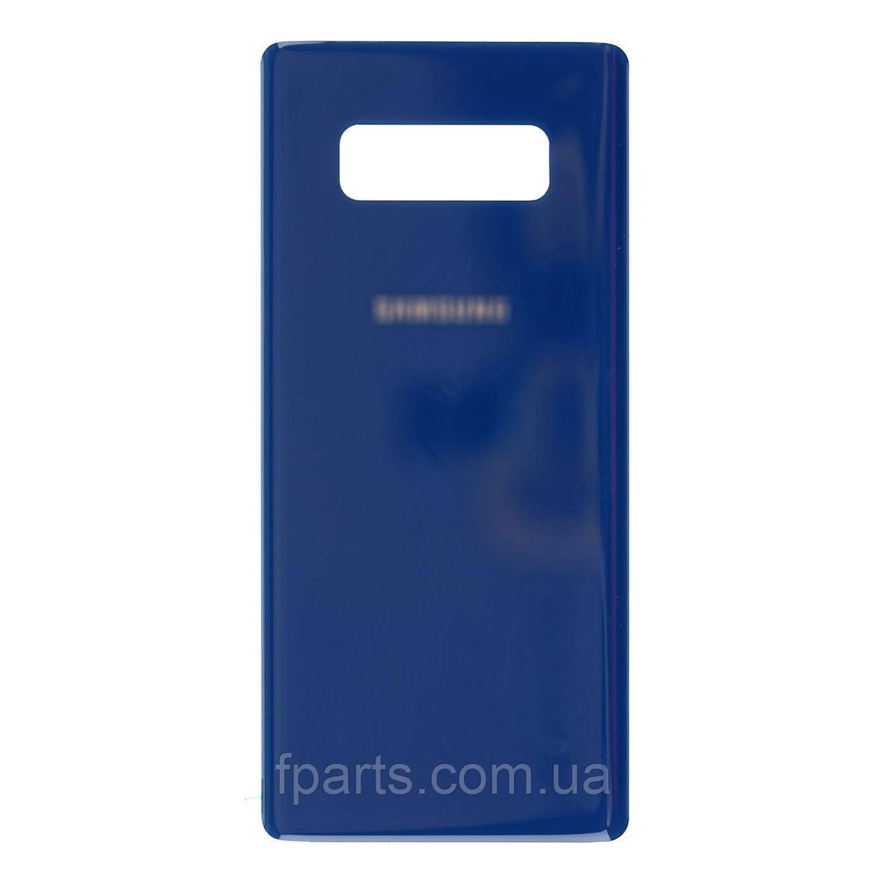 Задняя крышка Samsung N950 Galaxy Note 8 (Blue)
