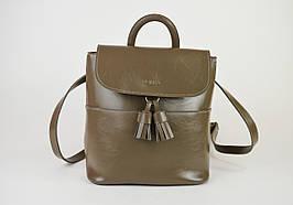 Сумка-рюкзак бежевая Voila 190140