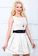 Женское платье нарядное Lipar Белое
