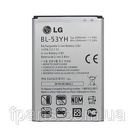Аккумулятор BL-53YH для LG D690 G3 Stylus, D855 Optimus G3