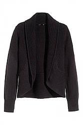 Кардиган                         H&M                         xs                         Черный                         (0138795001)
