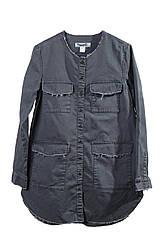 Куртка                         H&M                         38                         Серая                         (020620191126)