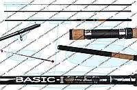 Мощная удочка для дальних и точных забросов SWD Basic Feeder 3,3м 180гр