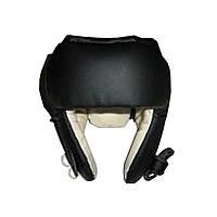 Шлем для единоборств - кожа
