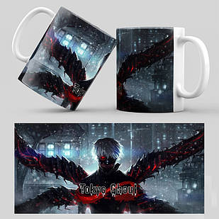 Чашка Аниме Tokyo Ghoul