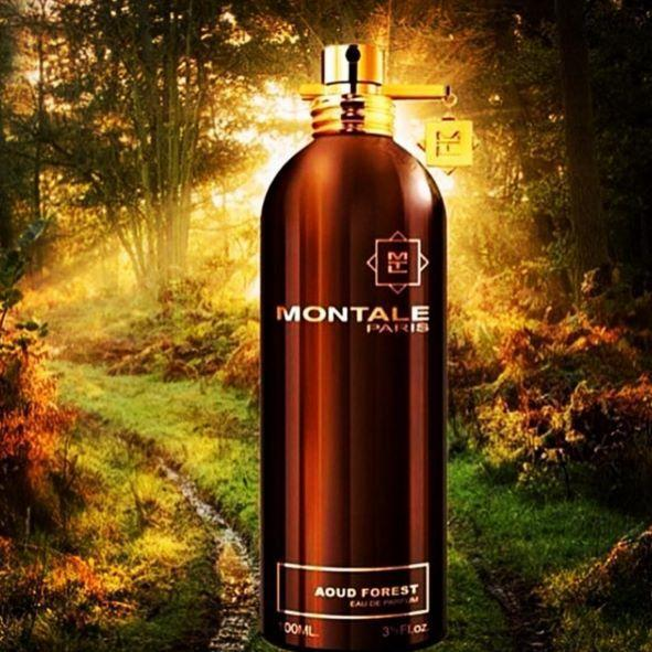 Тестер Montale Aoud Forest