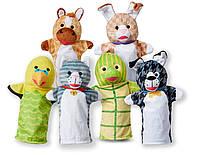 Большой кукольный театр Домашние животные Melissa&Doug (MD9119)